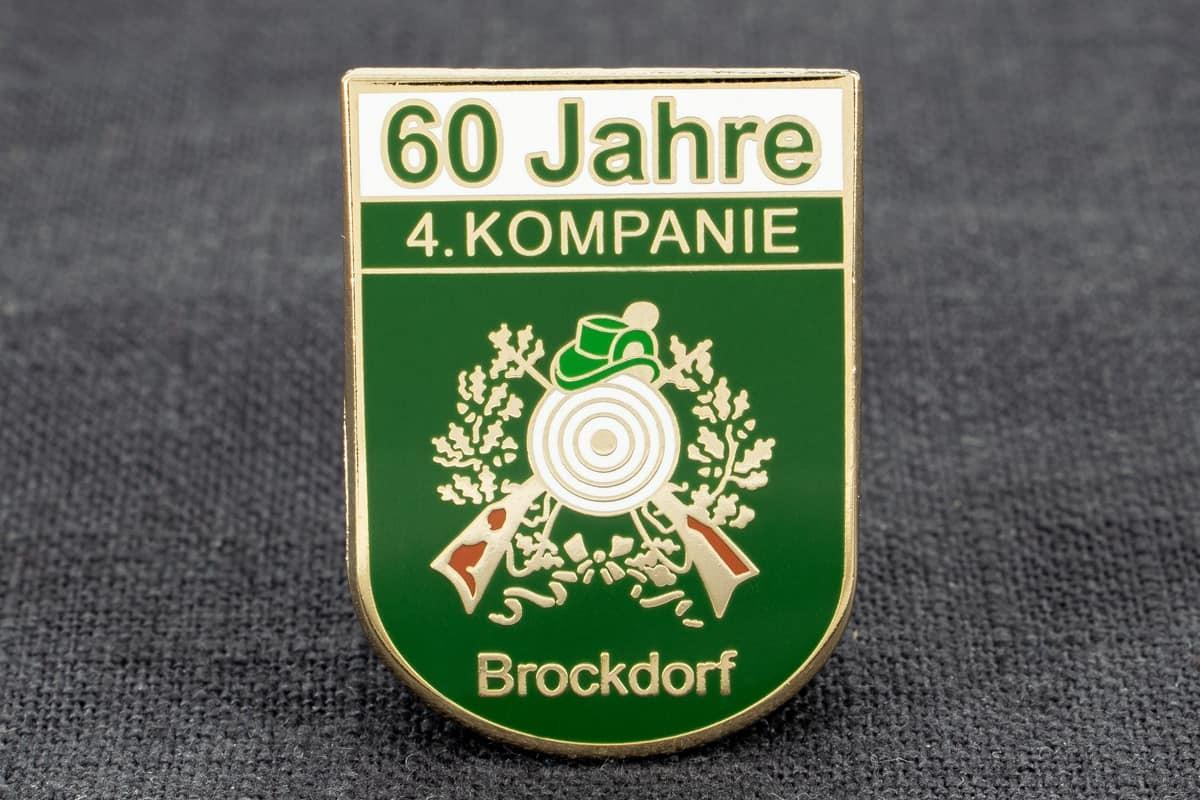 pin-anstecker hartemaille brockdorf