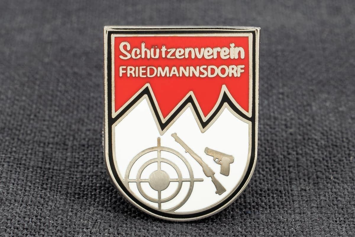 pin-anstecker hartemaille friedmannsdorf