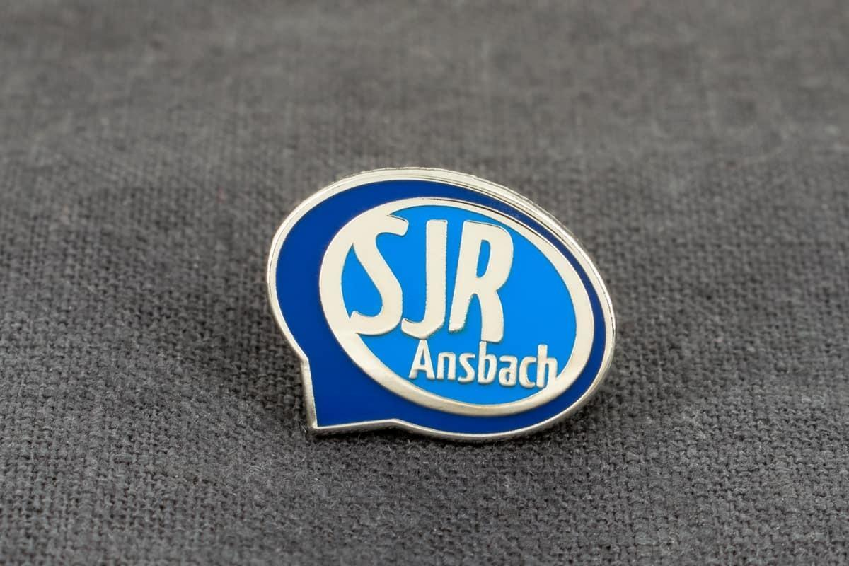 pin-anstecker softemaille sjr ansbach