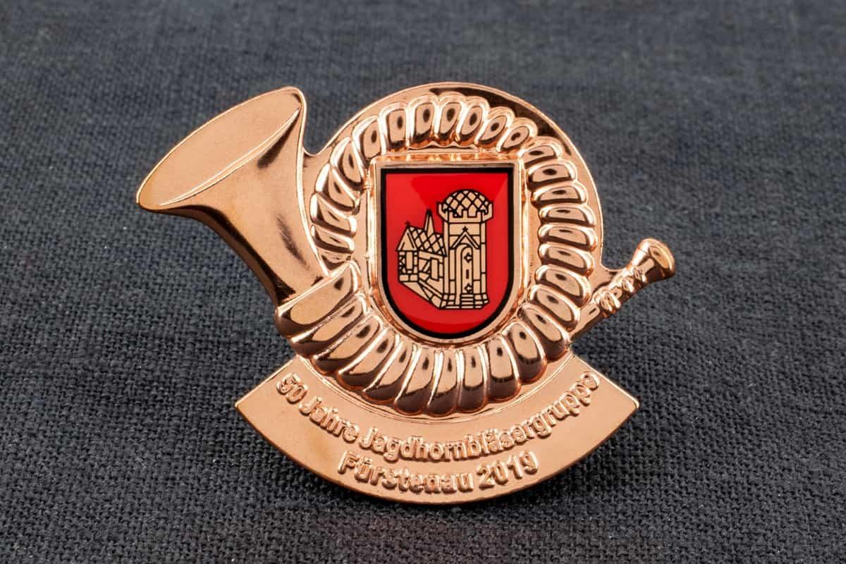 """Pin 3D-Relief """"Fürstenau"""""""