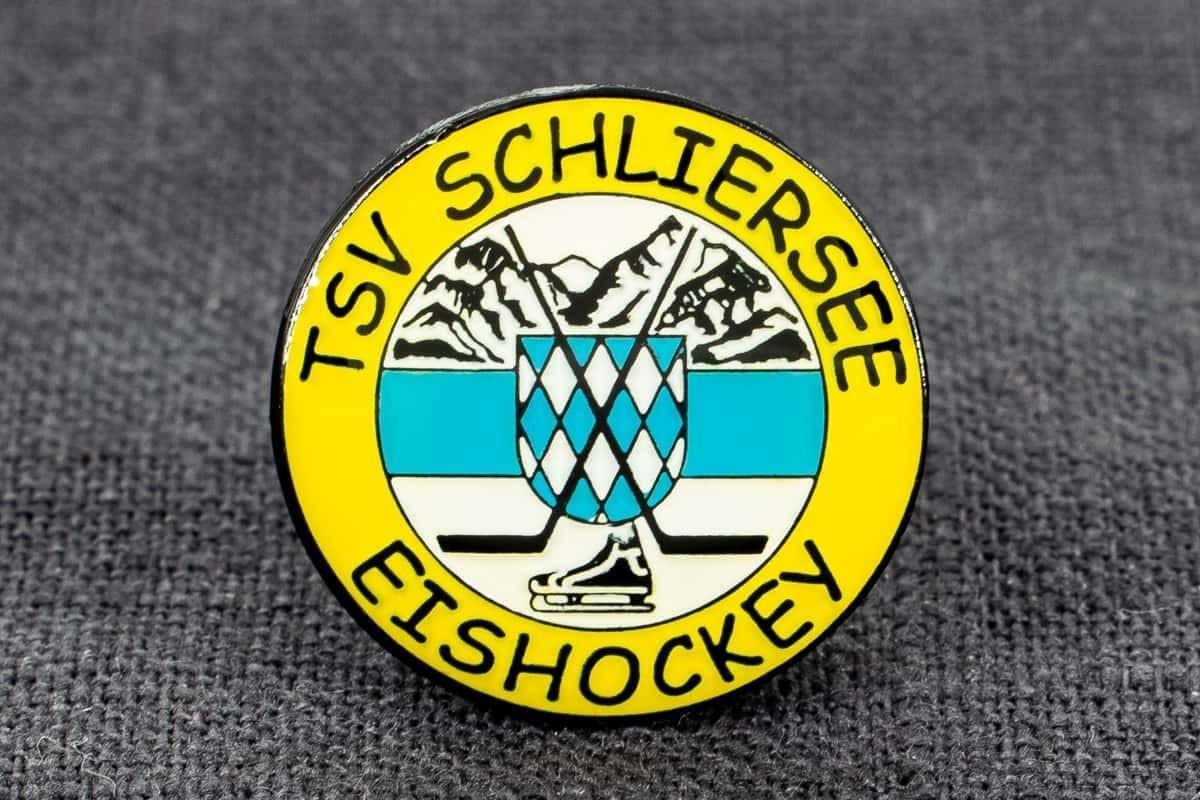 """Anstecknadel Siebdruck """"Schliersee"""""""
