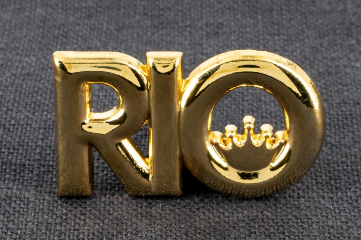 "Pin Spritzguß ""RIO"""
